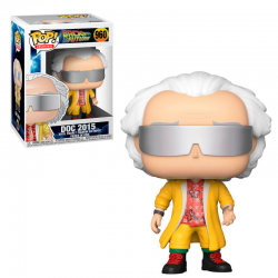 Dr. Emmett Brown 2015