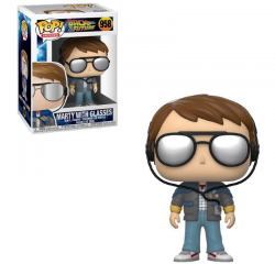 Marty McFly con gafas