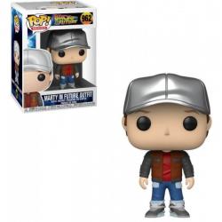 Marty McFly con gorra