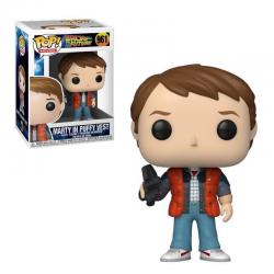 Marty McFly con camara de...