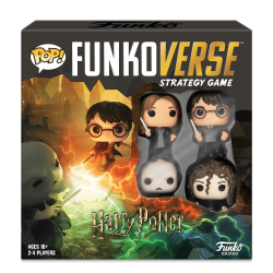 Funkoverse Harry Potter 4...