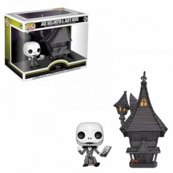 Jack Skeleton con casa