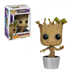 Dancing I am Groot