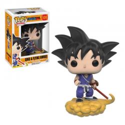 Goku & Nimbus