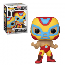 Iron-Man (El Heroe Invicto)