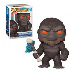 Kong con Axe