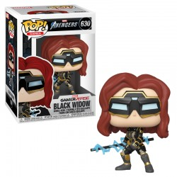 Black Widow (Stark Tech Suit)