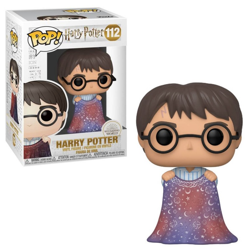 Ron con babosas-Harry Potter Funko Pop Vinilo