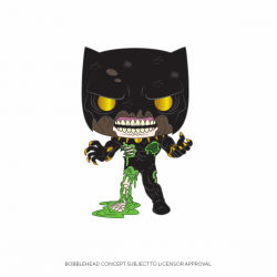 Black Panther Zombie