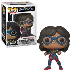 Kamala Khan (Stark Tech Suit)