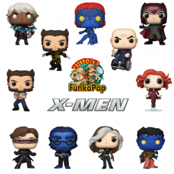 Pack X-Men 20th