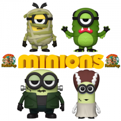 Pack Minions Monsters
