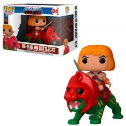 He-Man con Battlecat