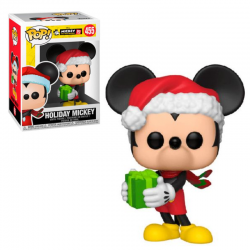 Mickey Holiday