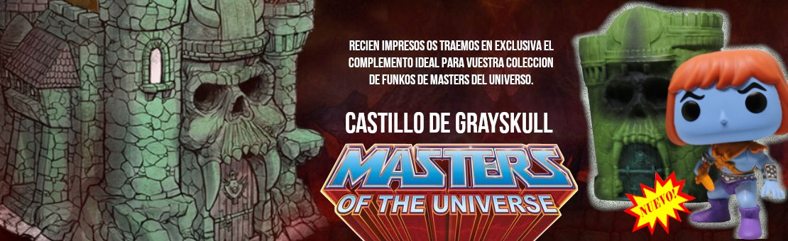 Castillo de Grayskull